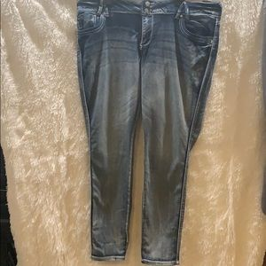 Vanity jeans, jeggings plus NWT